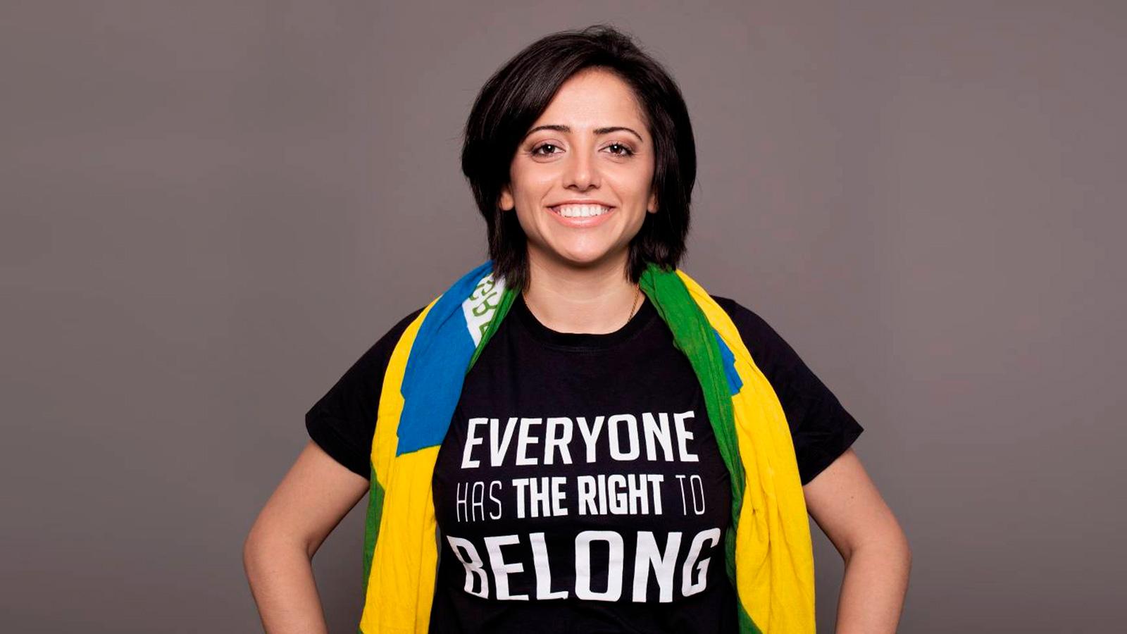 Entrevista: Maha Mamo – Nasci e cresci apátrida… hoje sou brasileira
