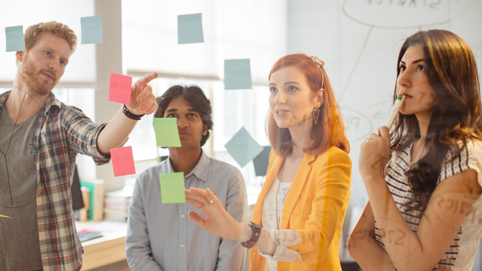 O impacto da inovação digital na liderança